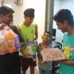 food distribution- penang