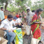 food distribution-India